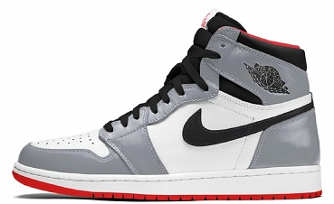Air Jordan 1 Retro High OG 'Particle Grey