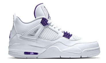 Air Jordan 4 'Court Purple'