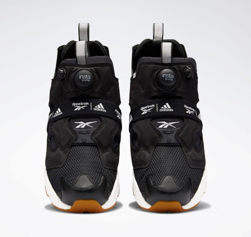 Reebok Instapump Fury Boost Black with premium quality built