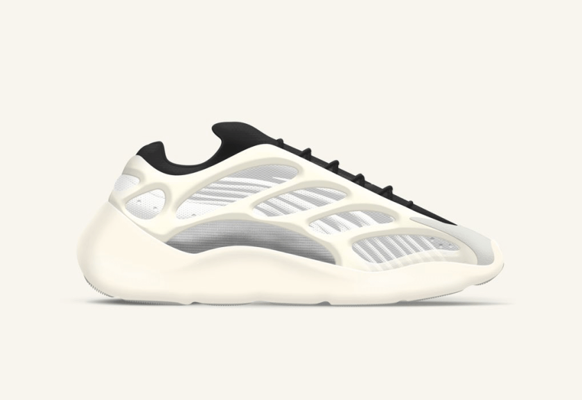 Yeezy Boost 700 v3 with Premium-quality built