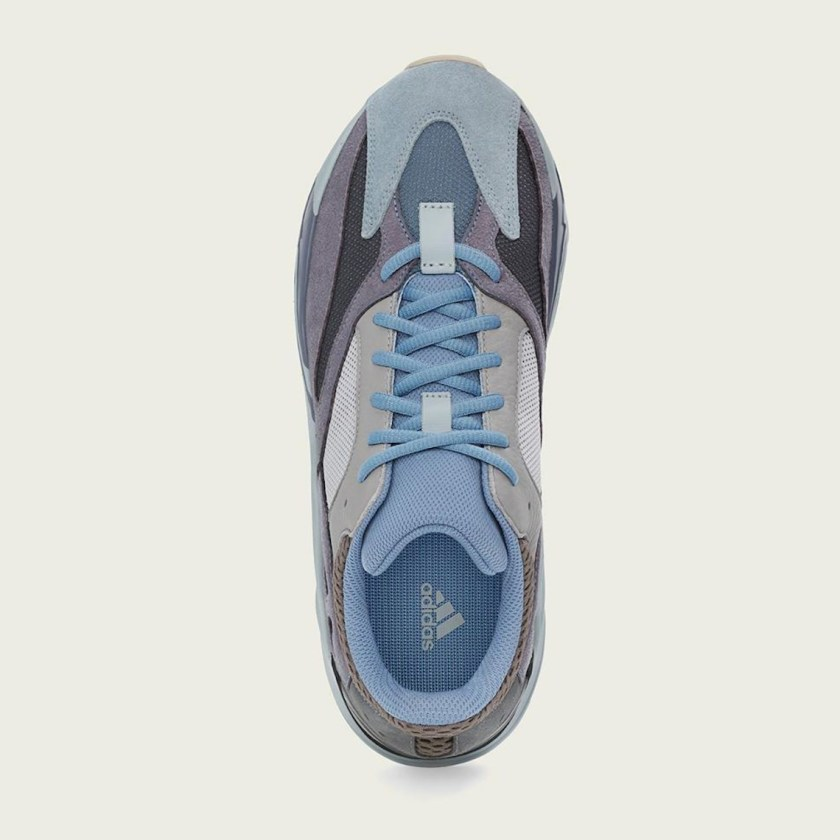 Yeezy Boost 700 with distinctive shape