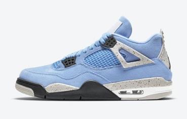 Air Jordan 4 SE University Blue