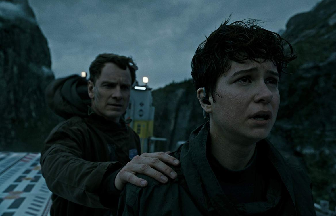 Backseat writer, how to fix: Alien Covenant