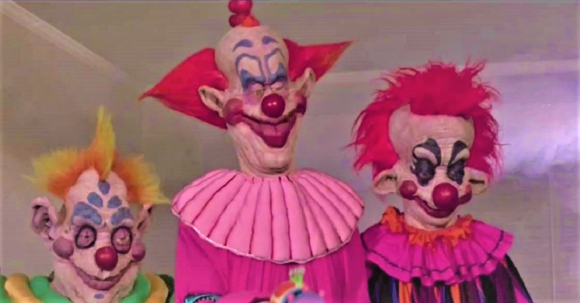 B-Movie Saturday – Killer Klowns from Outer Space (1988) ★★★