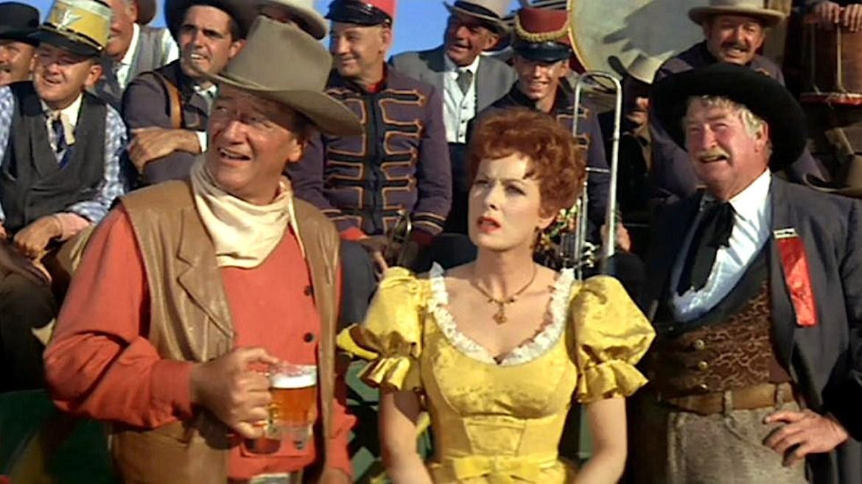 McLintock! (1963) ★★★ 1/2 – John Wayne series
