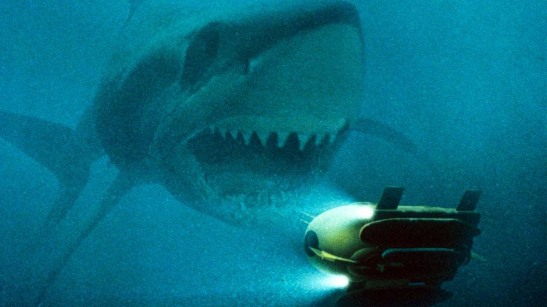 Shark Attack 3: Megalodon ★ 1/2