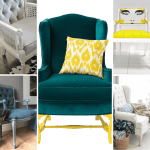 armchair makeovers