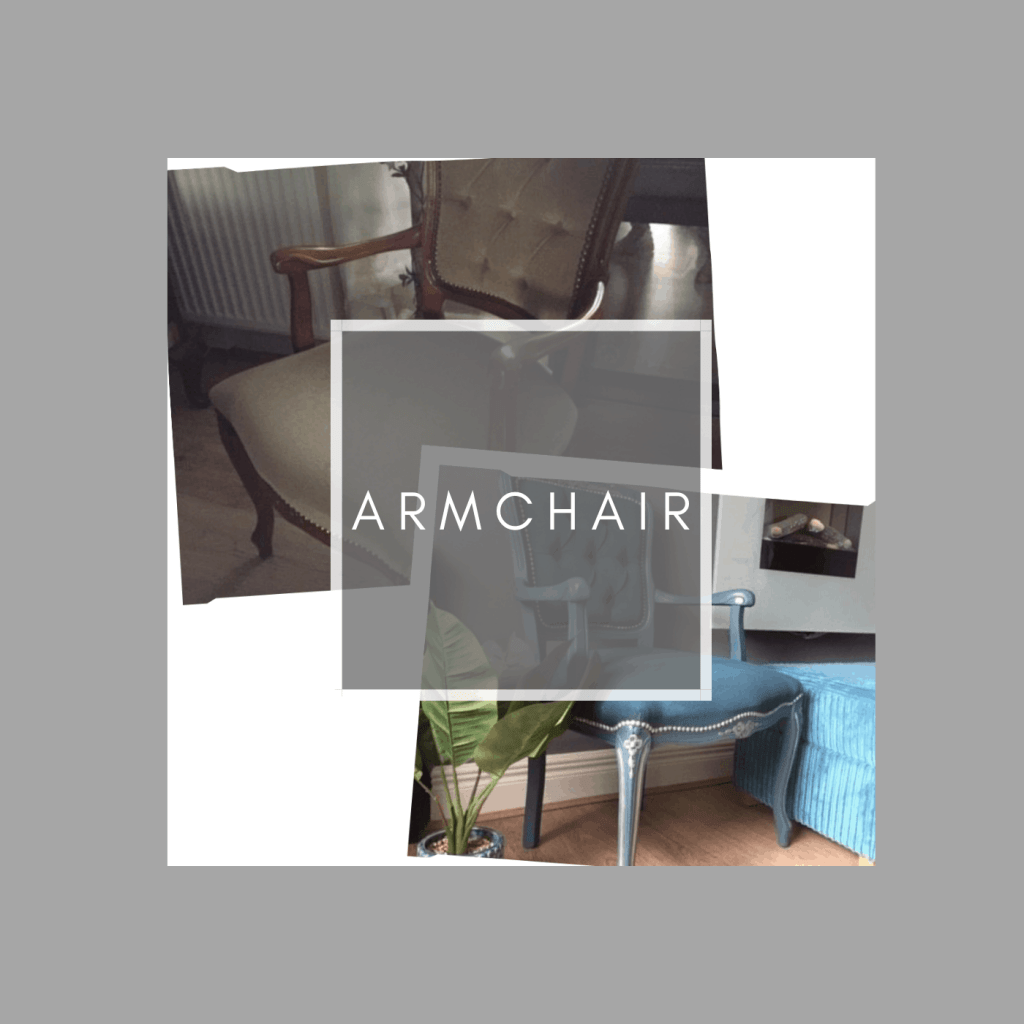 how to upcycle an armchair
