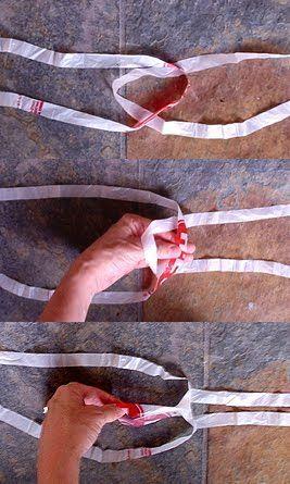 how to make plarn