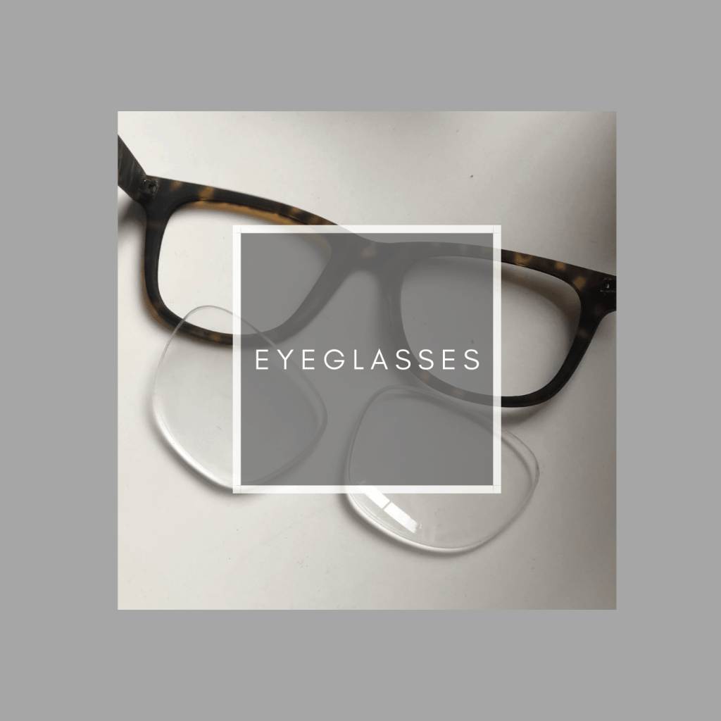 How to Upcycle Eyeglasses