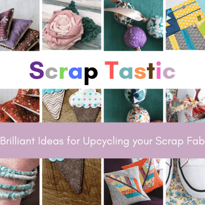 17 Brilliant Ideas for Upcycling your Scrap Fabric
