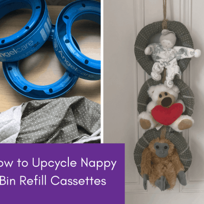 How to Upcycle Nappy Bin Refill Cassettes – Soft Toy Tidy