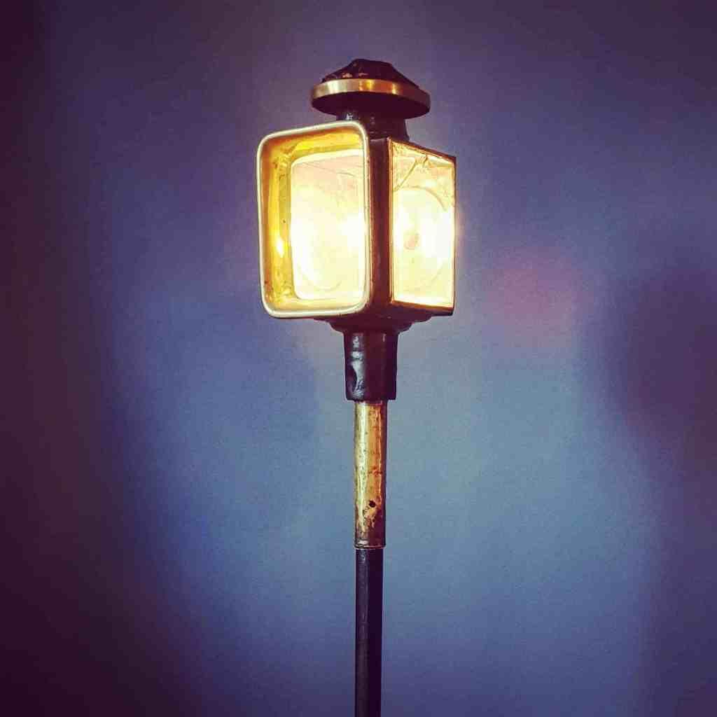 upcycled lighting company