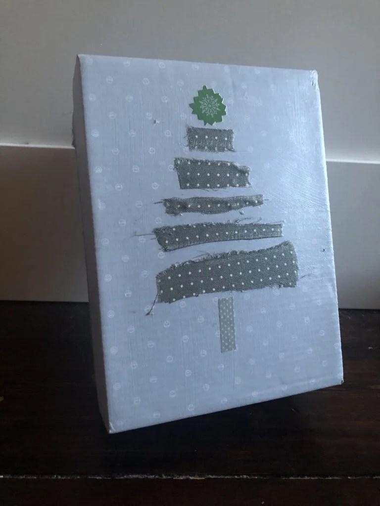 resue packaging as gift boxes