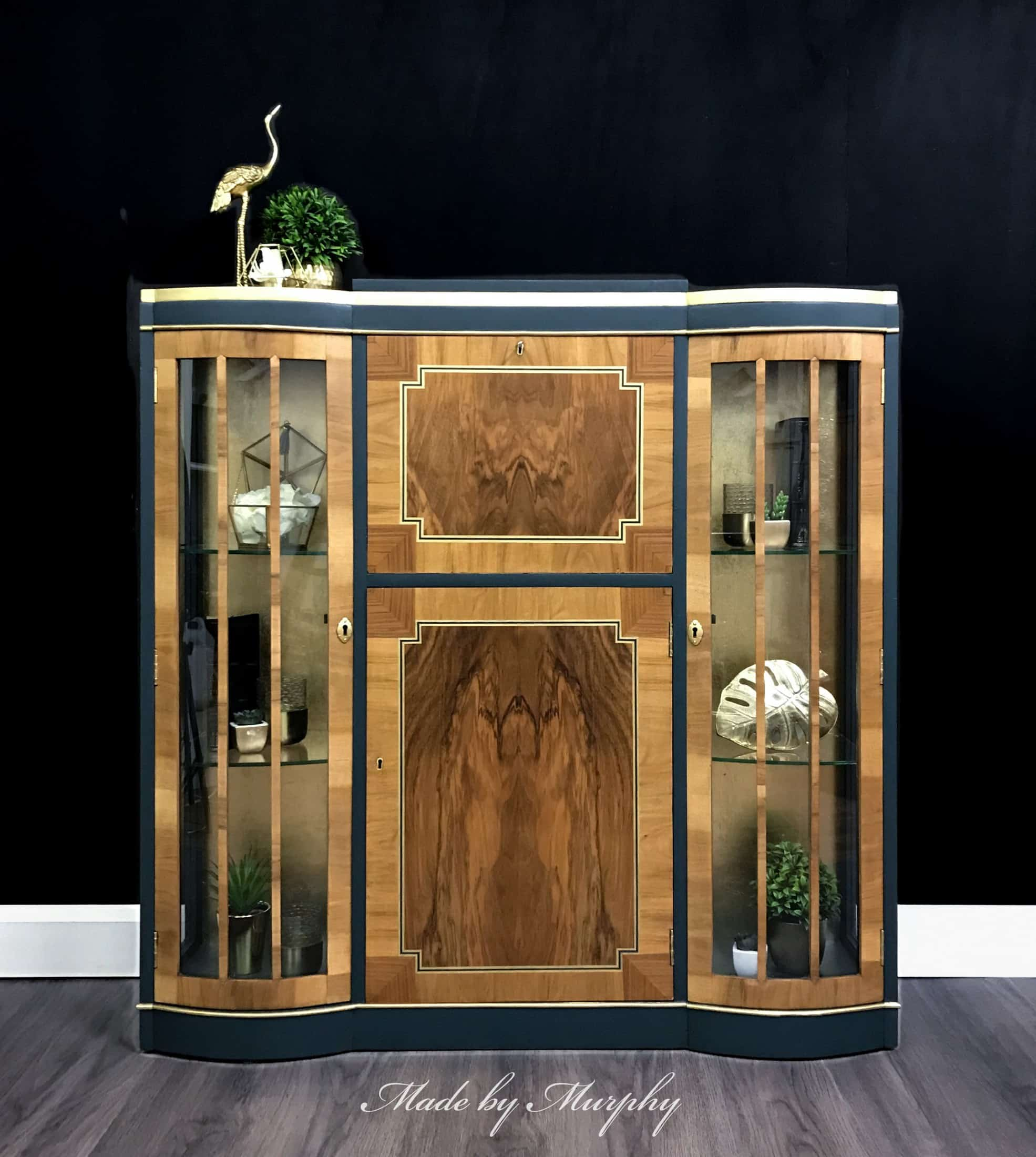 made by murphy art deco furniture painter