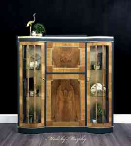 made by murphy art deco furniture painter