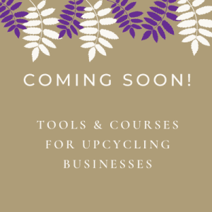 Upcycle my business tools and courses