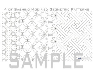 Modified Geometric Patterns