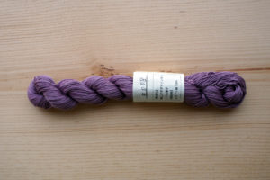 Natural Dye Sashiko Thread List 008