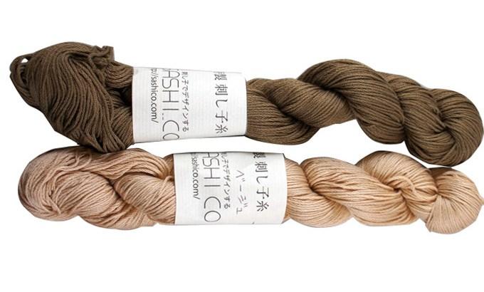 Sashi.Co Original Color Sashiko Thread 1
