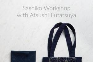 Sashiko Workshop Purl Soho Cover