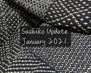 Sashiko January 2021 Cover