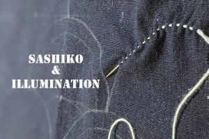 Sashiko and Illumination