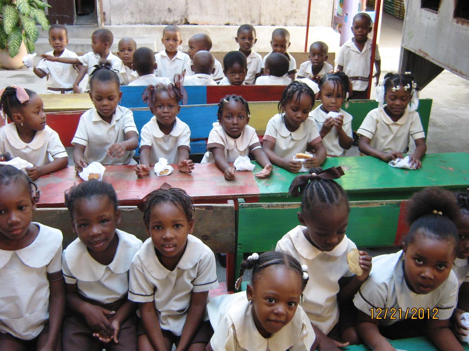 Haiti Gci Update
