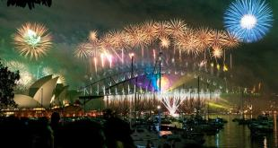 Sydney New Year Fireworks live streaming