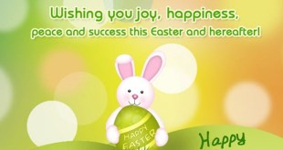happy easter sunday wishes messages quotes
