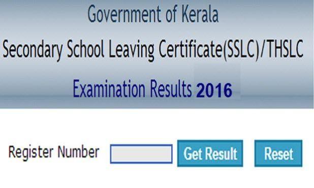 Kerala-SSLC-Results-2016