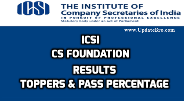 cs foundation results toppers pass percentage