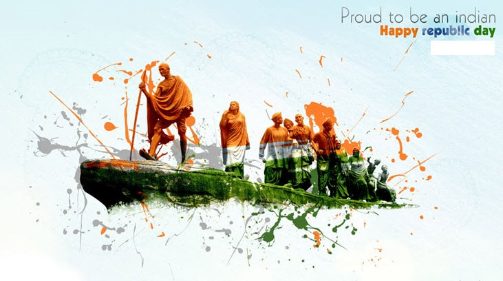 Happy Republic Day Wishes Images Quotes