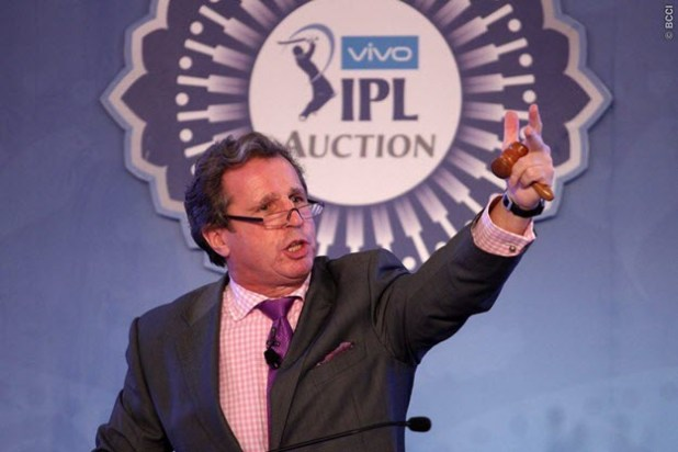 IPL Auction Live Video and Players List