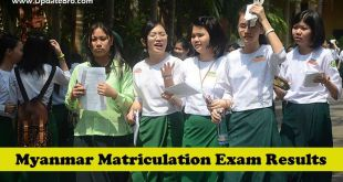 myanmar-matriculation-exam-results