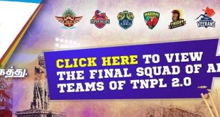 tnpl-all-team-squads-and-players-list