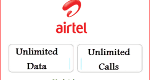 Airtel-Unlimited-Plans