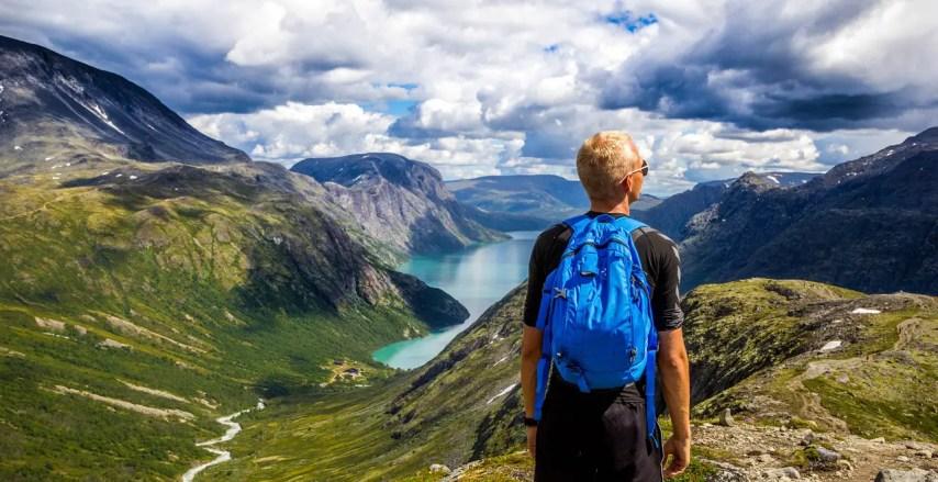 Seeking Spiritual Aid Be with Nature