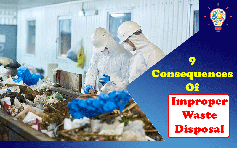 9 Consequences Of Improper Waste Disposal