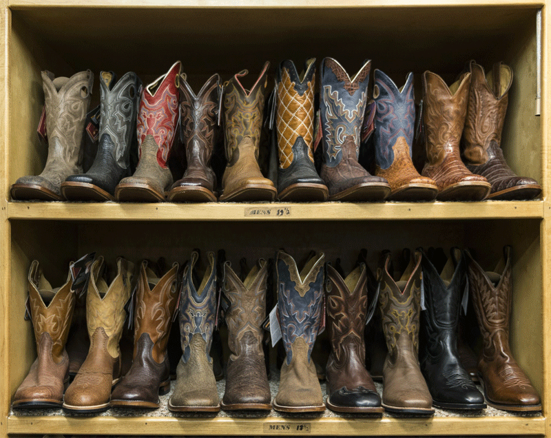 This Is How to Style Cowboy Boots the Right Way