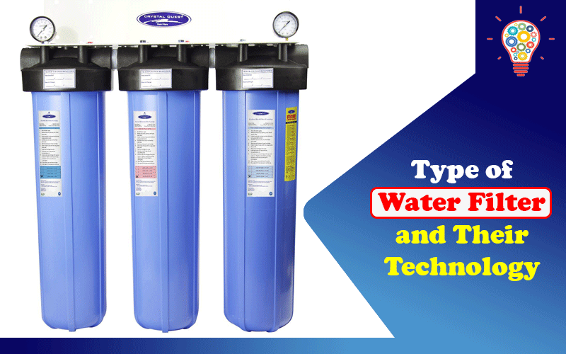Your Guide to Every Type of Water Filter and Their Technology