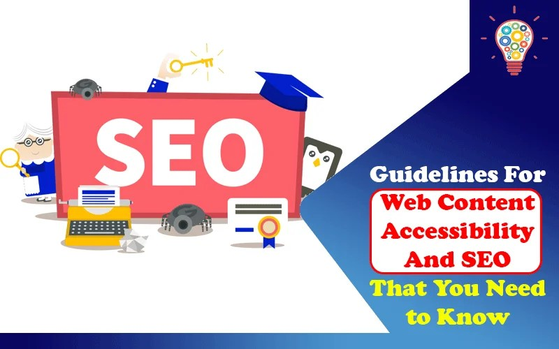 Web Content Accessibility and SEO