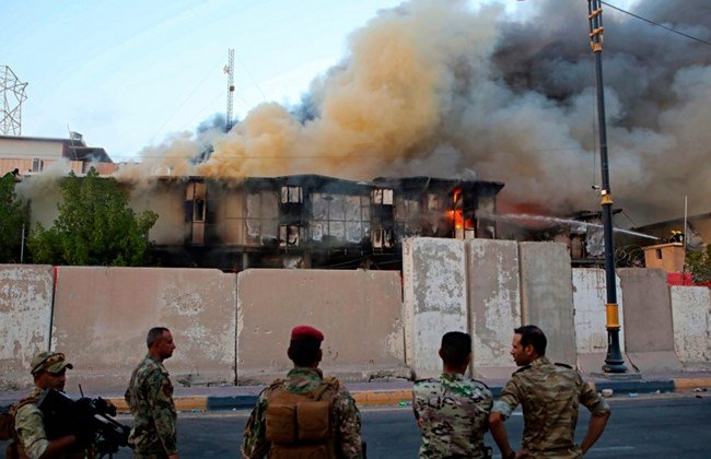 Iraq parliament to hold emergency meet after Basra burns ...