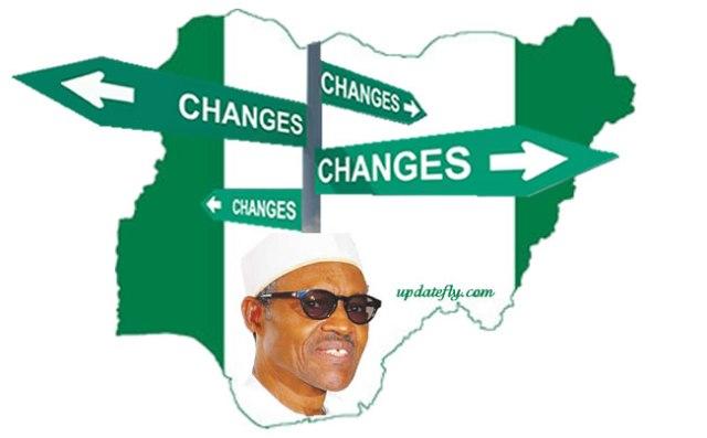 Change in Nigeria