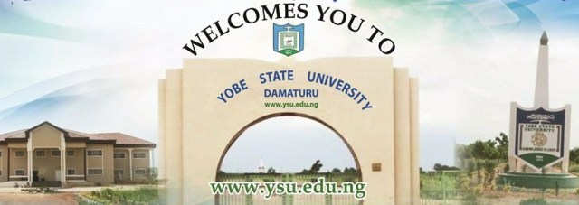 Yobe State University (YSU) Merit Admission List for 2016/2017