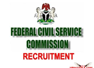 Federal Civil Service Commission Recruitment 2017-2018