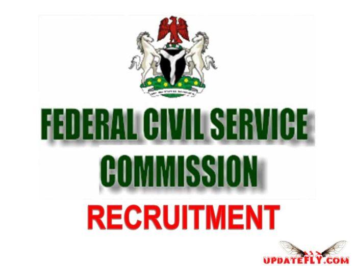 Federal Civil Service Commission Recruitment 2017-2018