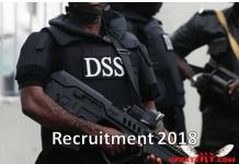 DSS Recruitment 2018