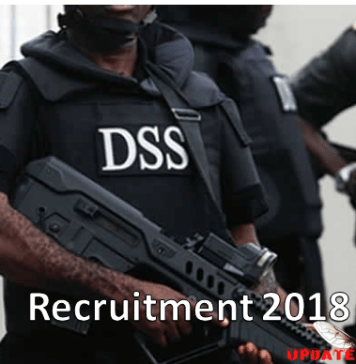 DSS Recruitment 2018