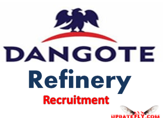 Dangote Refinery Recruitment 2019